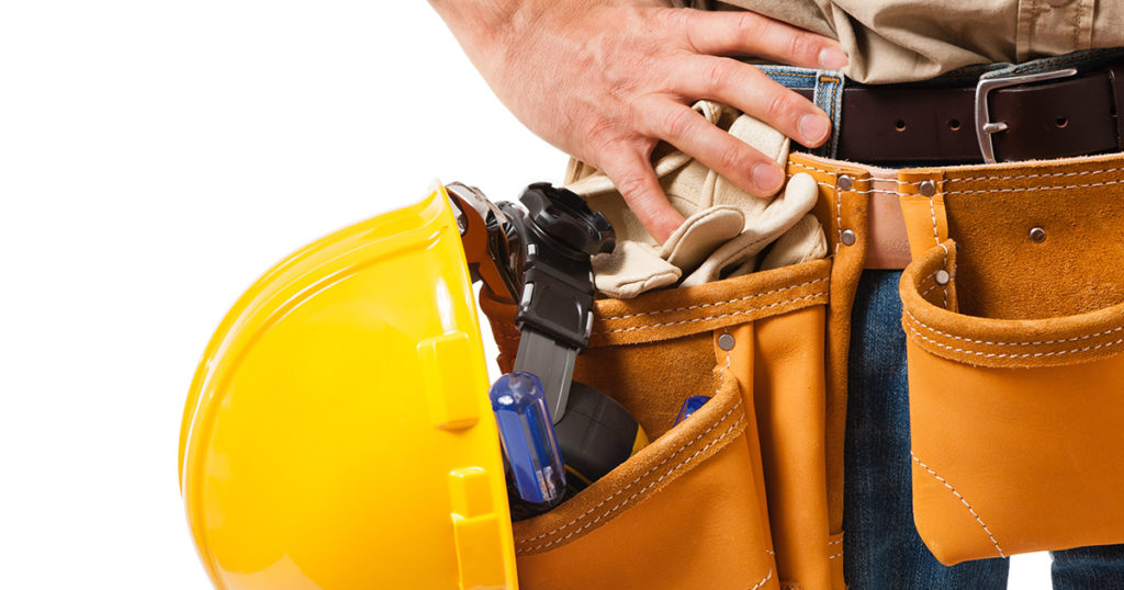 Different Types of Contractors and What They Do
